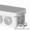 Коробки открытой установки для электромонтажа  КР-2501, 2502, 2503, 2504  #1228137