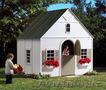 Живописный детский игровой домик. Дом — ИГРУШКА.