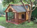 Деревянные домики,  будки для собак 940-90-48 в Ташкенте