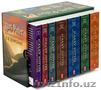 Вся серия книг о Гарри Поттере на английском языке в одном комплекте