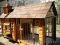 Дизайнерские мини-домики,  будки для собак. Это иметь,  КРУТО.!