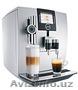 Продажа кофемашин и оборудования фирмы JURA