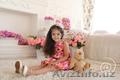 Яркая фотосессия Вашего ребенка в студии со сказочными декорациями