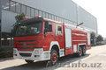 Пожарная машина в полном комплекте. Объем бака 8000 литров.