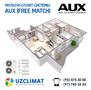 Мульти-сплит система AUX (Free Match)