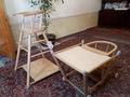 Продаю деревянный  детский стульчик
