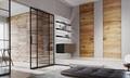Стеклянные распашные и раздвижные двери,  стеклянные перегородки. Все виды работ